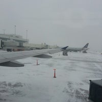 Photo taken at Gate B23 by Sean H. on 12/19/2012