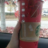 Photo taken at Starbucks by Katie W. on 12/4/2013