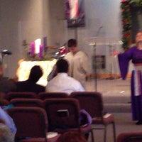 Photo taken at Northwest baptist church by Joe N. on 12/14/2014