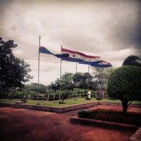 Photo taken at BCP - Banco Central del Paraguay by Amanda Soledad D. on 9/19/2012