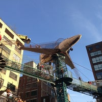 Photo taken at City Museum by James F. on 4/20/2013