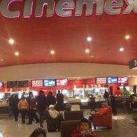 Photo taken at Cinemex by David S. on 1/27/2013