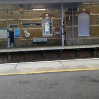 Photo taken at Penge East Railway Station (PNE) by Daniel H. on 12/24/2013