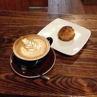 Photo taken at Cafe Grumpy by Martin B. on 12/2/2012