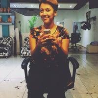 Photo taken at Beauty Time Estudio by Sara Azul J. on 8/30/2014