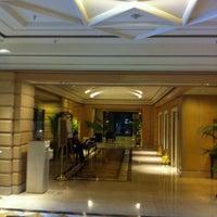 Photo taken at Hotel Intercontinental by KwangBin P. on 2/4/2013