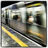 Foto tirada no(a) Estação Santa Cruz (Metrô) por Kabloc V. em 1/24/2013