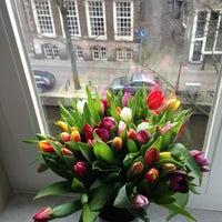 Photo taken at Sofitel Legend The Grand Amsterdam by Полина Я. on 3/8/2013