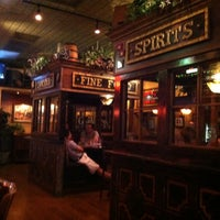 Photo taken at Sherlock's Baker Street Pub by Karin H. on 4/23/2013