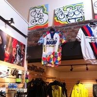 Photo taken at Joe's Bike Shop by Kristen J. on 4/15/2013