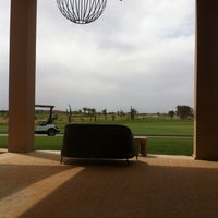 Photo taken at Golf Al Maaden by Mehdi E. on 5/8/2012
