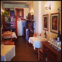 Photo taken at Boccacio by Aida L. on 9/30/2013