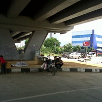 Photo taken at Flyover Urip Sumoharjo by Anto S. on 11/26/2012