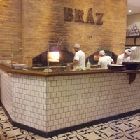 Photo taken at Bráz Pizzaria by Ingrid S. on 3/30/2013