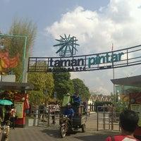 Photo taken at Taman Pintar by Dilan A. on 9/23/2012