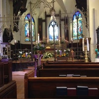 Photo taken at St. Mark's Cathedral by Will on 4/21/2014
