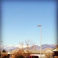 Photo taken at Montana State University by Keri F. on 4/2/2013