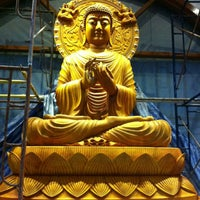 Photo taken at วัดวิปัสสนาติกขวราราม by BeautifulPhuket on 1/27/2013