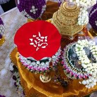 Photo taken at วัดวิปัสสนาติกขวราราม by BeautifulPhuket on 1/29/2013