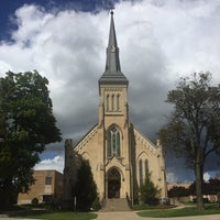 Photo taken at St James Church by Vera on 8/21/2016