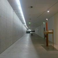 Photo taken at KIT - Kunst im Tunnel by Alyona K. on 1/19/2013