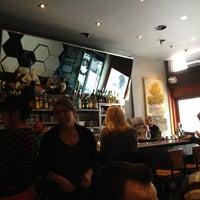 Photo taken at Café Souvenir by Brigitte S. on 1/19/2013