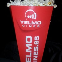 Photo taken at Yelmo Cines Plaza Mayor 3D by Laura D. T. on 4/22/2013