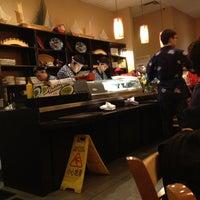 Photo taken at Wonder Sushi by Lindsay D. on 2/15/2013