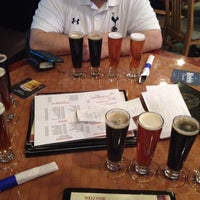 Photo taken at Old Dominion Brew House by Kevin N. on 2/9/2014