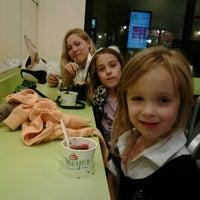 Photo taken at MoYos Frozen Yogurt by Clementine L. on 11/9/2012