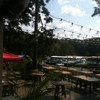 Photo taken at The Tiki Hut by heidi a. on 9/27/2012