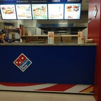 Photo taken at Domino's Pizza by enrique f. on 2/2/2013