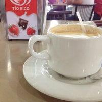 Photo taken at Panadería del Este by Maria Mercedes B. on 11/17/2012