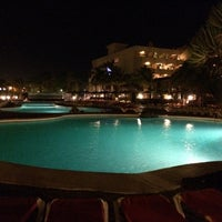Photo taken at Beatriz Playa Hotel - Matagorda by Peter W. on 4/30/2014