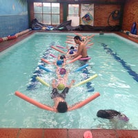 Photo taken at Club Escuela de Natación Mosquera by Gabriel G. on 6/28/2013