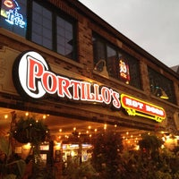 Photo taken at Portillo's by TJ L. on 9/15/2013