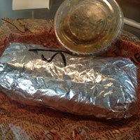 Photo taken at Chipotle Mexican Grill by Benjamin E. on 10/6/2012