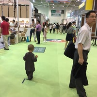 Photo taken at Xiamen Int'l Conf. & Exhi. Center 厦门国际会展中心 (XICEC) by Lyn Y. on 10/23/2016