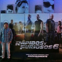 Photo taken at CineMundo by Victor L. on 6/4/2013