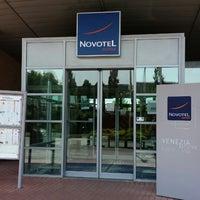Photo taken at Novotel Venezia Mestre Castellana by Luke M. on 7/26/2013