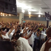 Photo taken at Community of Hope AME by Rev. L. on 6/2/2013