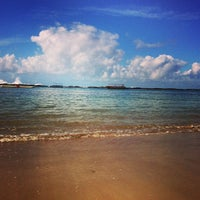 Photo taken at Praia do Francês by Let's Dive E. on 5/11/2013