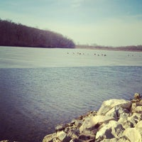 Photo taken at Lake Ahquabi State Park by Anna N. on 2/17/2013
