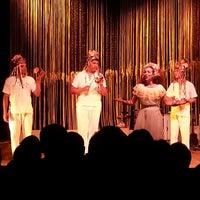 Photo taken at Teatro Sesc I by Humberto B. on 8/10/2014