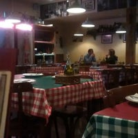 Photo taken at Baggio Pizzeria & Focacceria by Thiago Q. on 8/7/2014