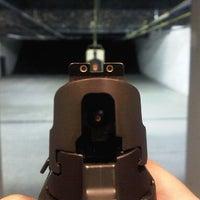 Photo taken at Freestate Gun Range by Christopher F. on 7/29/2013