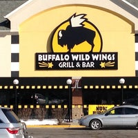 Photo taken at Buffalo Wild Wings by Justin L. on 2/16/2013