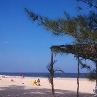 Photo taken at Praia da Barra de Maricá by Carlos L. on 6/16/2013