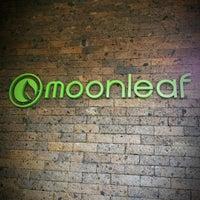 Photo taken at Moonleaf Tea Shop by Martin A. on 3/25/2013