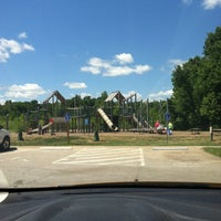 Photo taken at Indian Camp Creek Park by Jessica M. on 7/24/2013